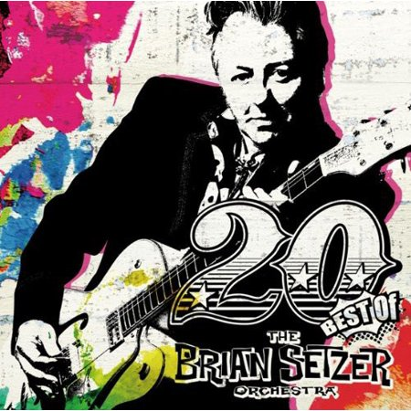 Brian Setzer   20 Best Of The Orchestra  Cd