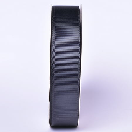 "Yama Ribbon 1.5"" Black Grosgrain Mega Ribbon, 1 Each"