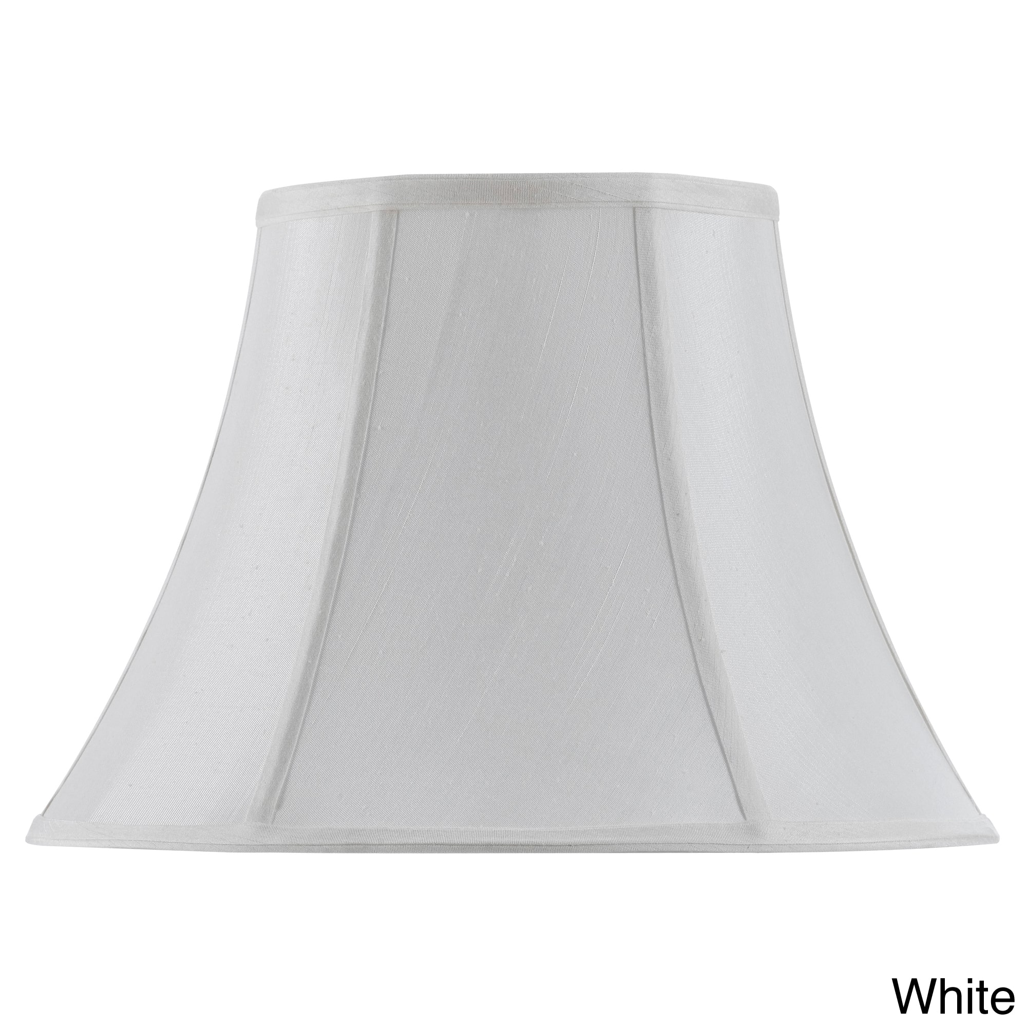 Cal Lighting 18-Inch Vertical Piped Basic Bell Shade by Overstock
