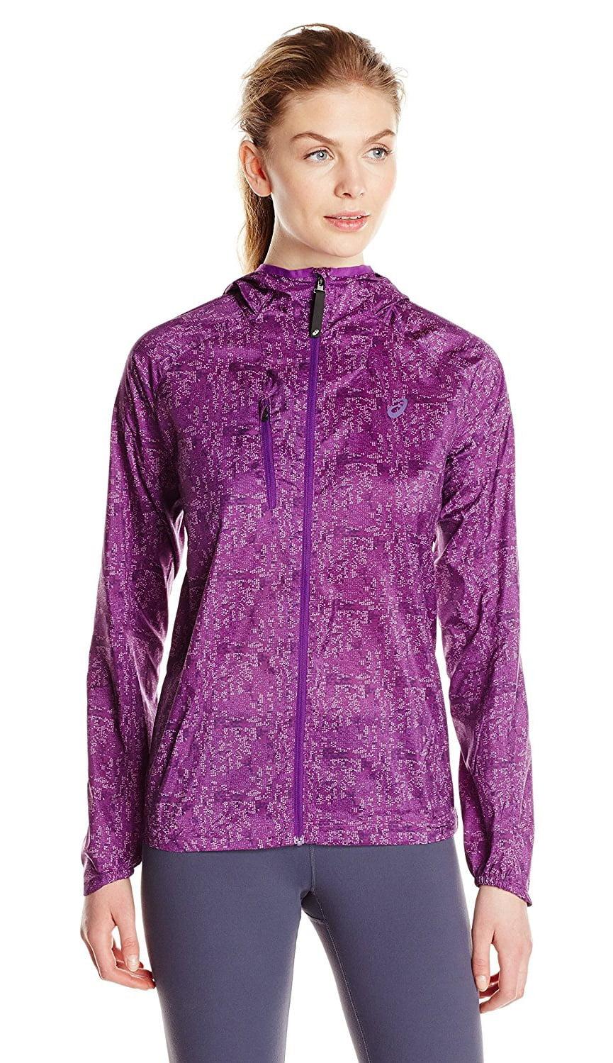Pasteles Tiza Tremendo  ASICS - ASICS Women's Fujitrail Packable Jacket - Walmart.com - Walmart.com