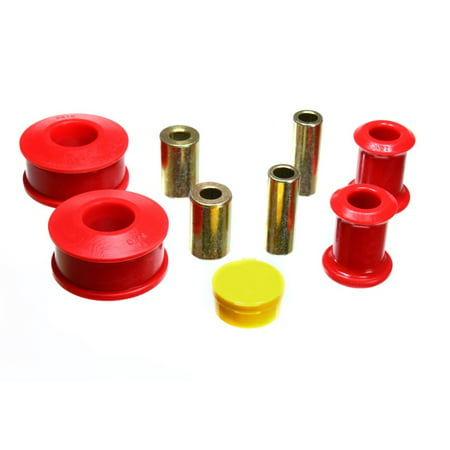 - Energy Suspension 99-06 VW Golf IV/GTI/JettaIV / 98-06 Beetle Red Front End Control Arm Bushing Set