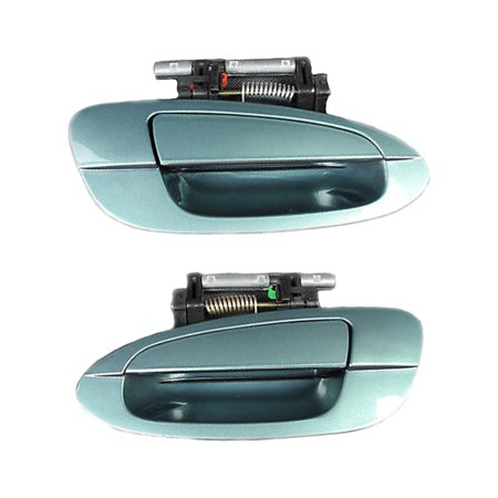 04 Nissan Altima Projector - Brand NEW For Rear 2002-2006 Nissan Altima Neptune FY0 Outer Exterior Door Handle 2PCS 02 03 04 05 06