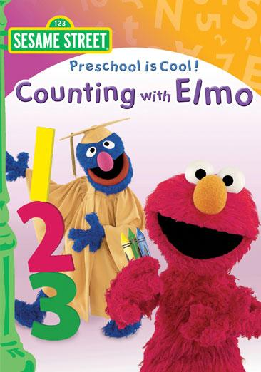 Sesame Street (Video): Sesame Street: Preschool Is Cool! Counting with Elmo (Other) by Sesame Street
