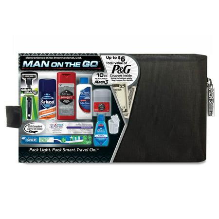 Convenience Kits Int Men's Travel Bag