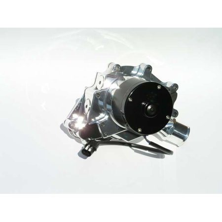 Groovy Meziere Polished Alum Hi Flow 300 Series Electric Water Pump Kit Sbf Wiring Digital Resources Bemuashebarightsorg