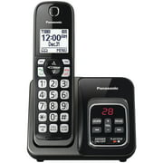 Panasonic KX-TGD530M Expandable Cordless Phone With Call Block & Answering Machine (Single Handset)