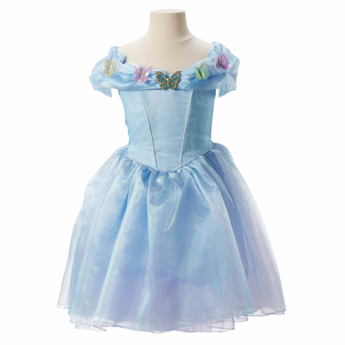 Disney Princess Cinderella Live Action Blue Dress by DISGUISE INC