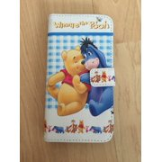 Winnie The Pooh Flip Stand Case Wallet For Samsung Galaxy Note 4 N9100 Ship From USA 1, High quality case is totally fit for Samsung Galaxy Note 4 By Shopfromme