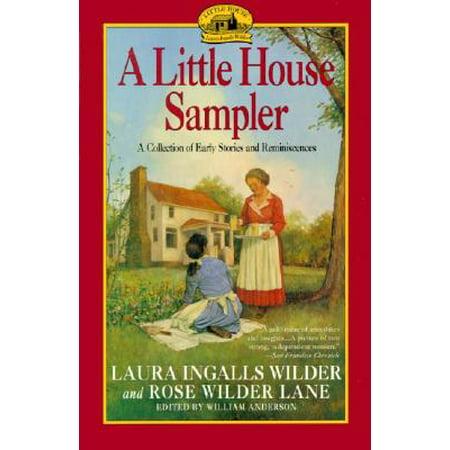 Little House: A Little House Sampler (Paperback)