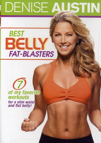 Denise Austin: Best Belly Fat-Blasters (DVD) by Lionsgate