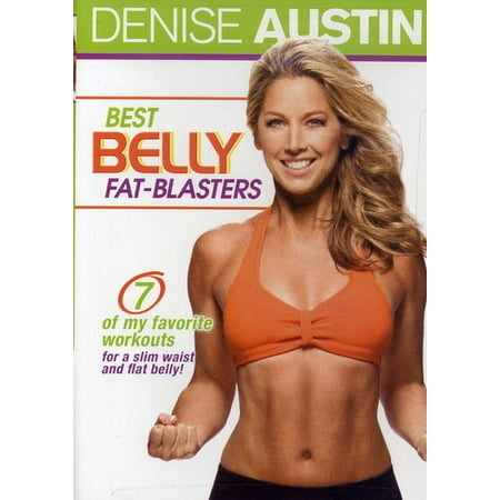 Denise Austin: Best Belly Fat-Blasters (DVD)