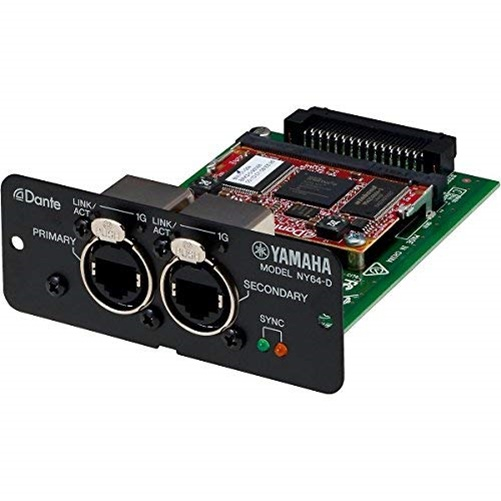 Yamaha NY64-D Expansion Conditional Access Module