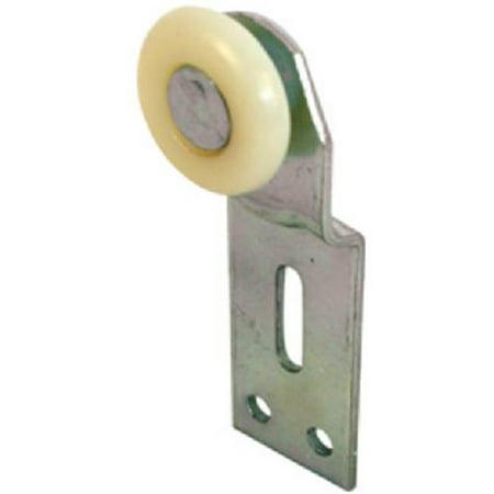 Prime Line Door Roller Fits 3 4 in to 1 3 8 in Thick Doors 3 4 in 1 3