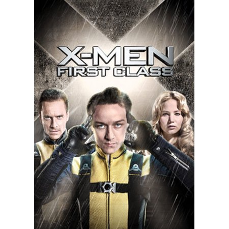 X-Men First Class (DVD)