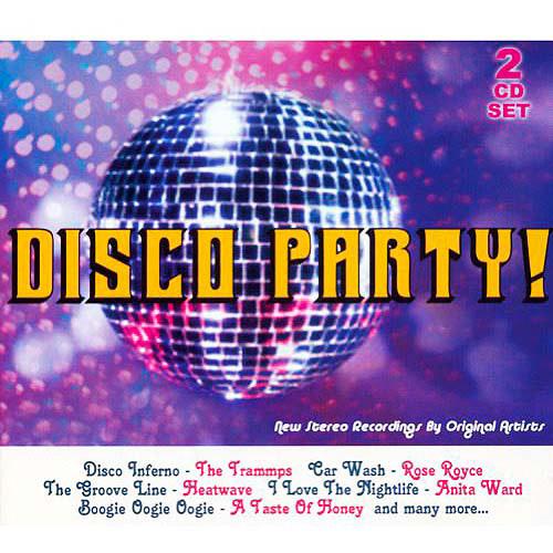 Disco Party (2CD) (Digi-Pak)