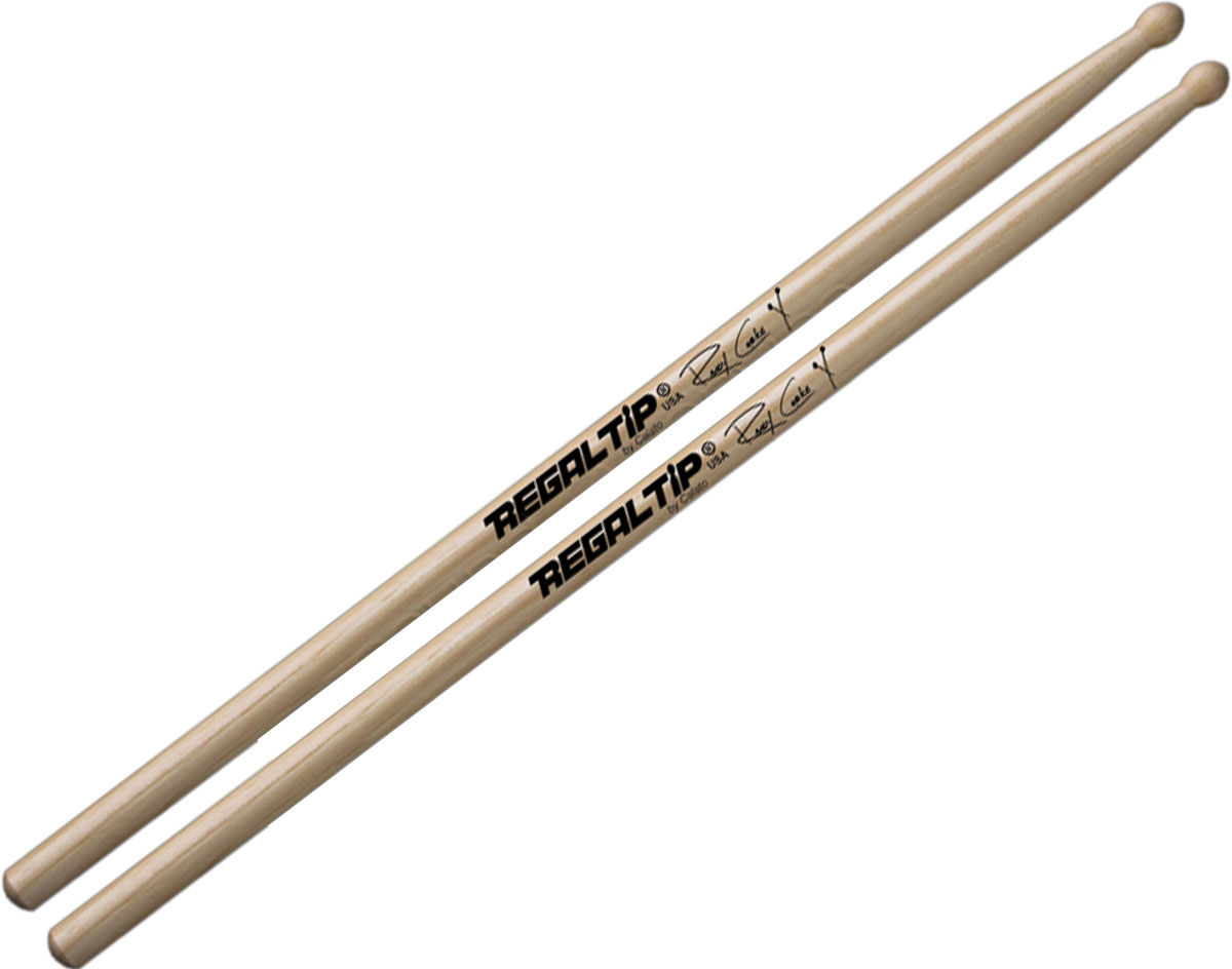 Regal Tip PFRC Performer Series Randy Cooke Hickory Wood Signature Drumstick by Regal Tip