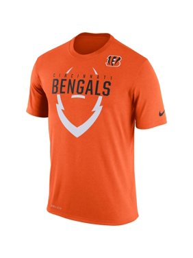 Product Image Cincinnati Bengals Nike Legend Icon Dri-FIT T-Shirt - Orange e5b3dabbb