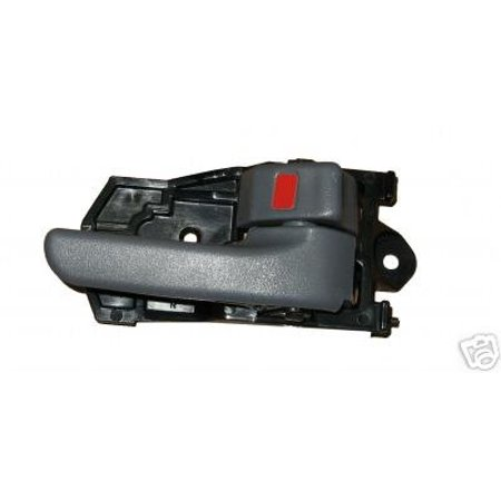 Usa Rh Pump (1997 1998 1999 2000 2001 Right Hand Gray Inside Toyota Camry Handle for Passengers Side Grey Interior RH Passenger Handle 97 98 99 00 01, BRAND NEW in.., By Jkdautoparts from USA )