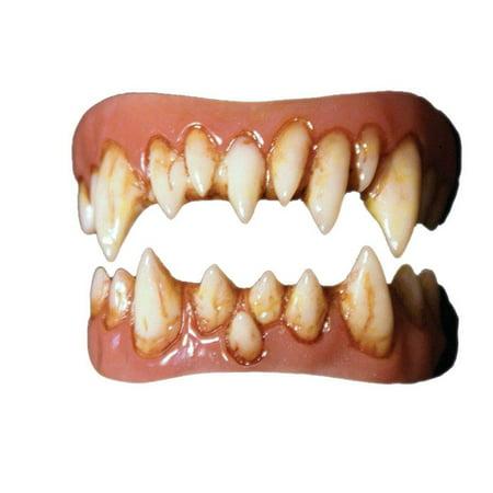 Morlock FX Fangs 2.0 Teeth Dental Veneer - Teeth Fangs