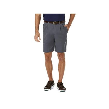Men's Cool 18® Pro Pleat Front Shorts Regular Fit HS00439
