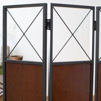 Belham Living Trenton 3-Panel Room Divider Deals
