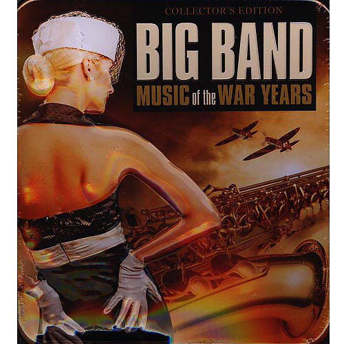 Big Band Music Of The War Years (Collector's Tin) (3 Disc Box Set)