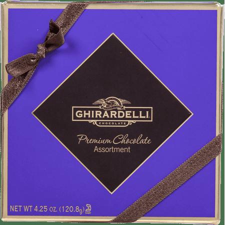 Ghirardelli Premium Chocolate Assortment, 4.25 Oz.