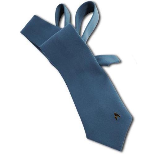 Star Trek The Original Series Science Blue Necktie Tie Spock