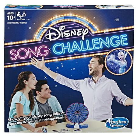Disney Song Challenge ()