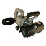 AURAND M5-1 Elctrc Handheld Scarifier,Clean Area 8In
