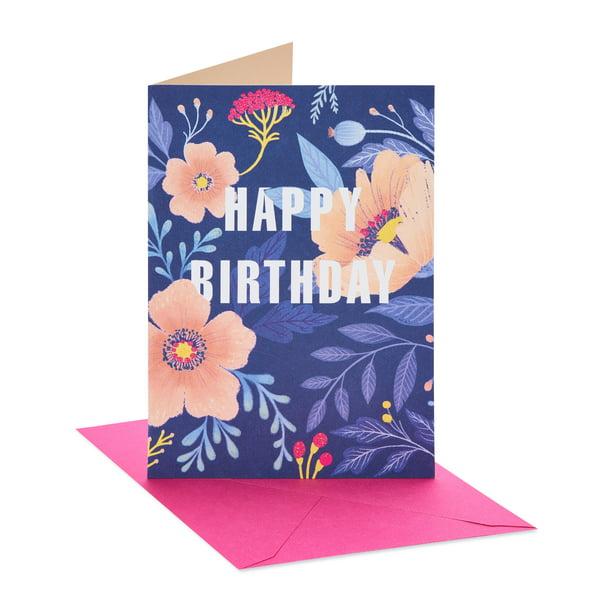 american greetings birthday card beautiful day  walmart