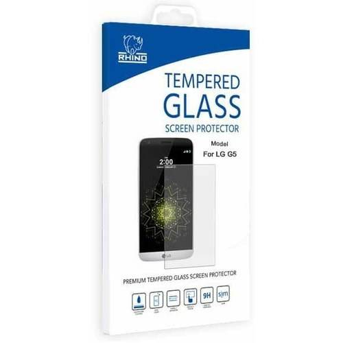 Rhino Premium Apple iPhone Tempered Glass Screen Protector Cover for Apple iPhone 5/5c/5s/SE
