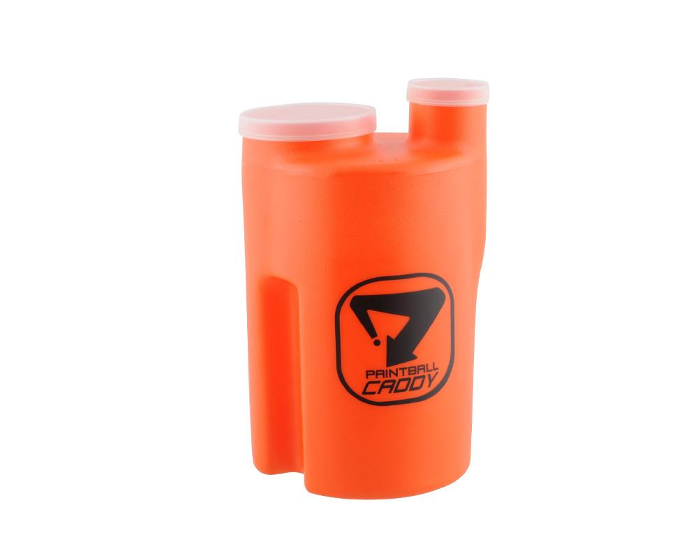 Paintball Caddy 1000 Round Loader Orange by