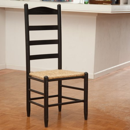 Sensational Dixie Seating Morrisette Shaker Style Ladder Back Dining Chair Beutiful Home Inspiration Cosmmahrainfo