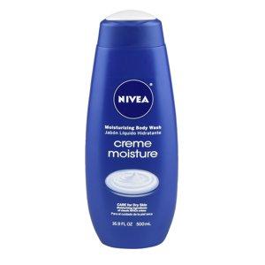NIVEA Creme Moisture Moisturizing Body Wash 16.9 fl. oz.