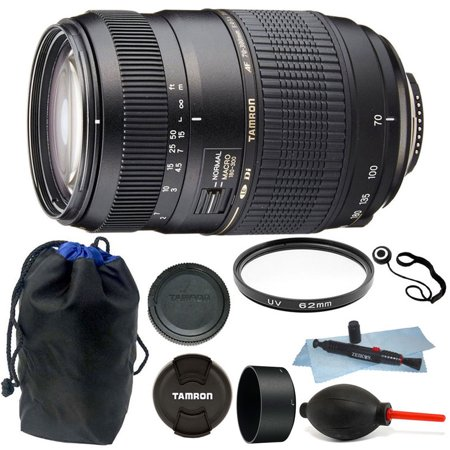 TAMRON AF 70-300mm f4-5.6 DI LD MACRO Nikon Mount D5300 D5200 D5100 D5500