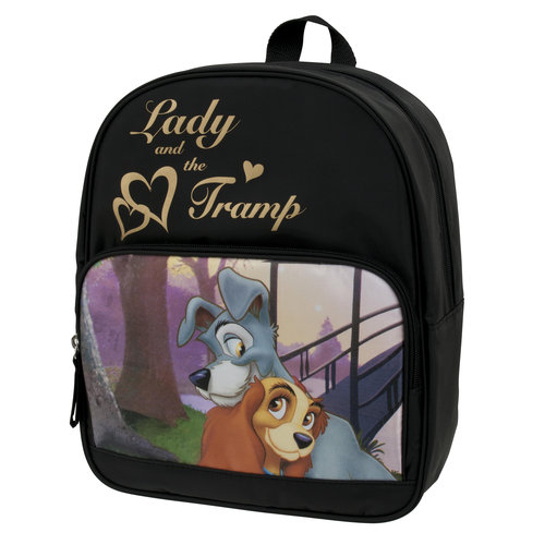 Lady and The Tramp Small Backpack - Lady  The Tramp Kids School Bag