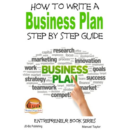 How to Write a Business Plan: Step by Step guide -