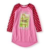 Product Image Komar Kids Girls  Dear Santa Sleep Gown (Little Girls   Big  ... ac4fbbf81