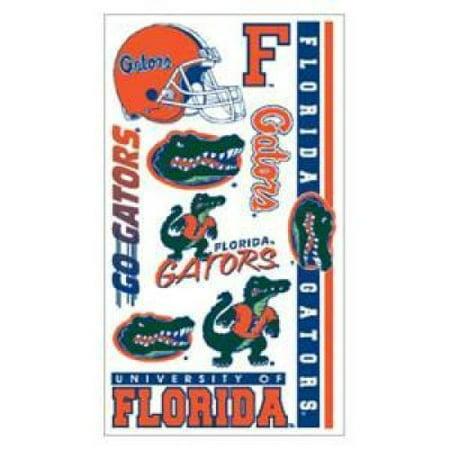 Florida Gators Temporary Tattoos - Alligator Tattoos