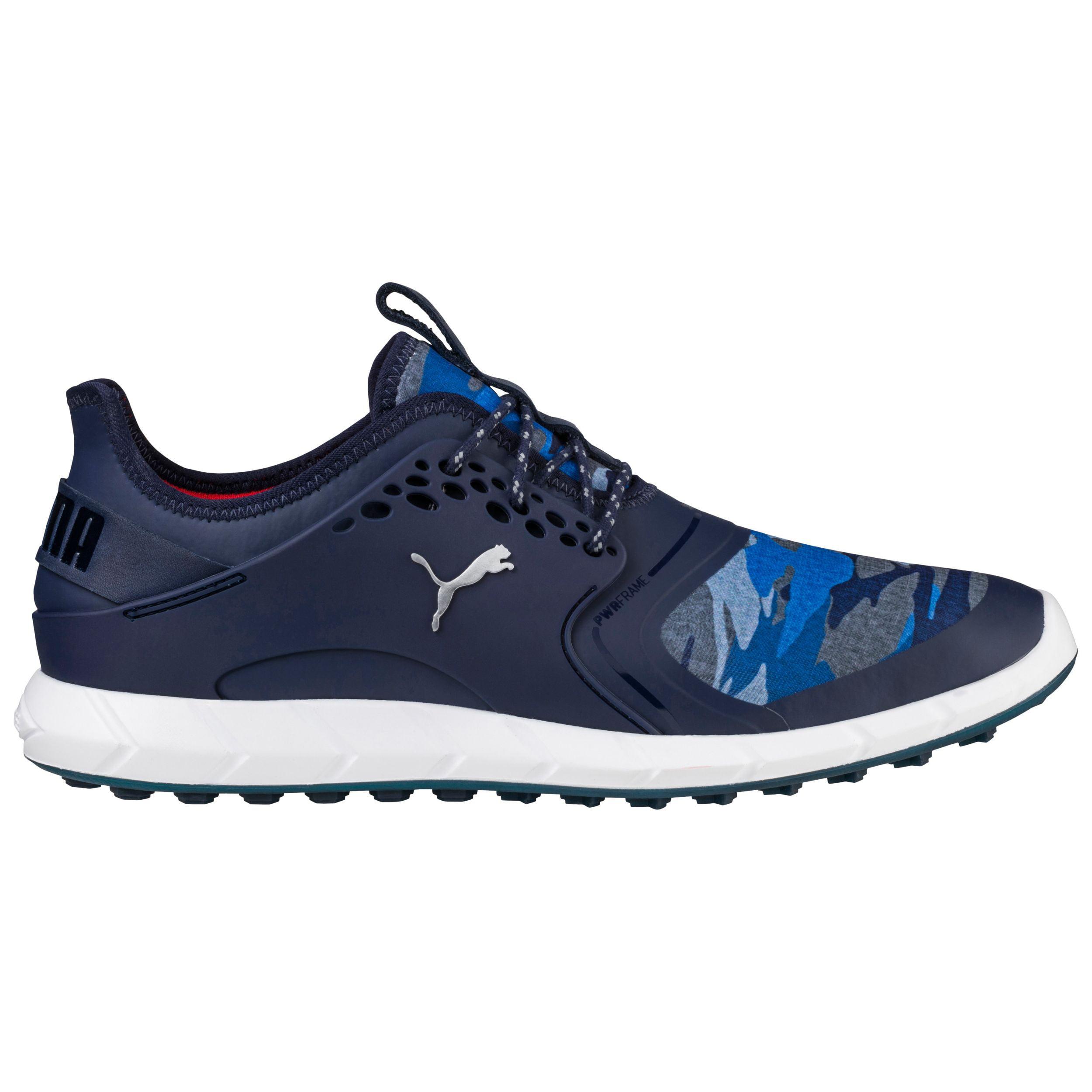 Puma Golf- Volition Ignite PWRSPORT Camo Shoes by Puma