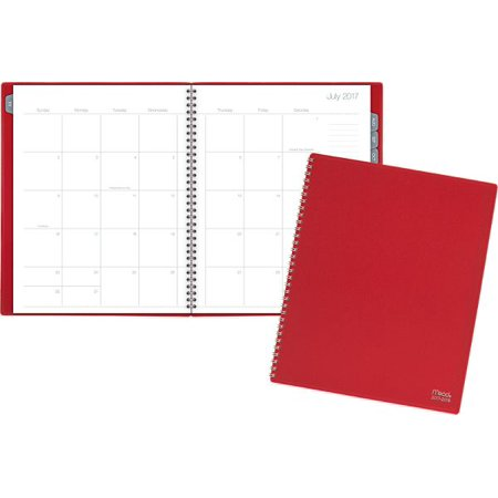 mead basic academic monthly planner academic planners walmart com