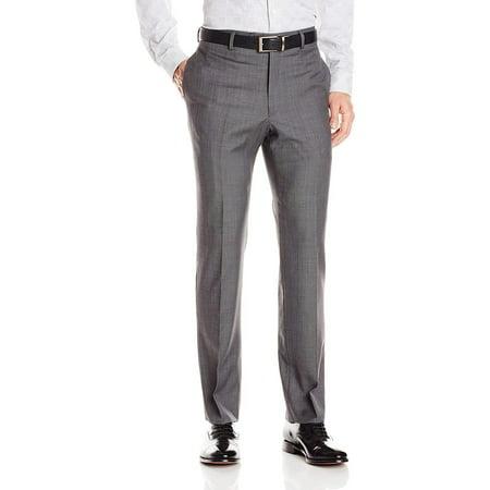 Tommy Hilfiger Dark Mens 42x32 Modern Fit Dress Pants