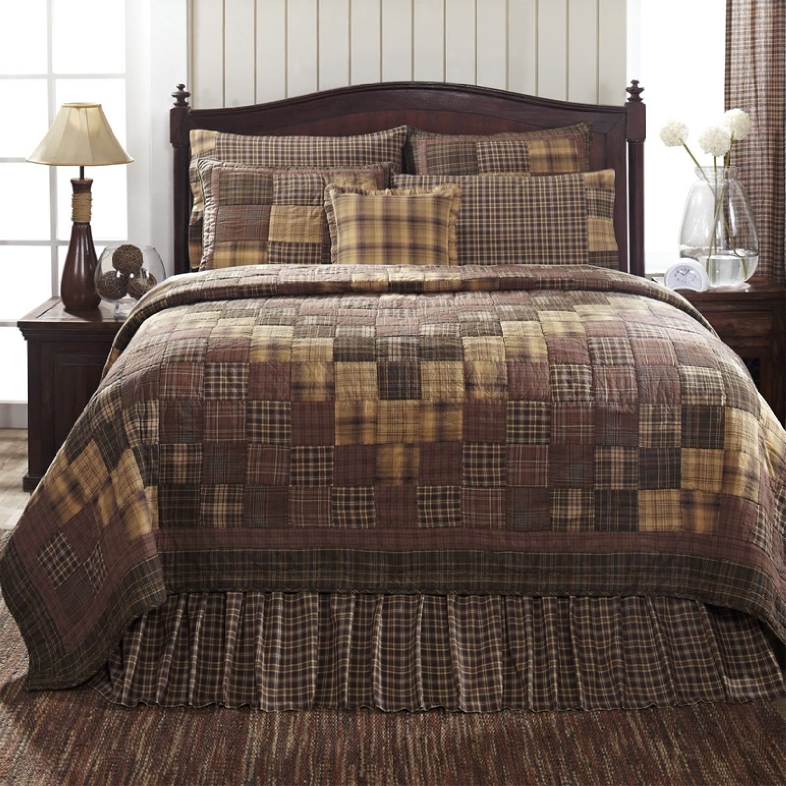 Prescott Quilt by VHC Brands