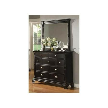 Madison Tall Dresser W Mirror