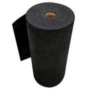 SUSTAYN BY SPILFYTER Absorbent Roll,Universal,Black,150 ft.L USR-90