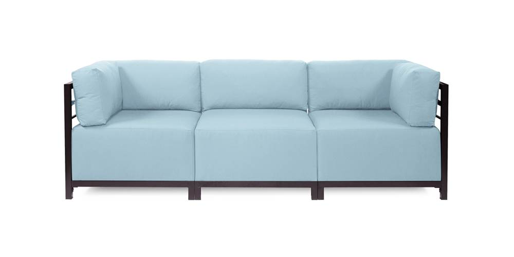 3-Pc Sectional in Breeze by Howard Elliott Collection