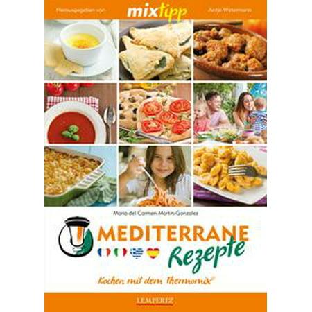 MIXtipp Mediterrane Rezepte - - Halloween Rezepte Kochen