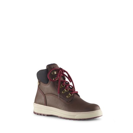 Cougar Boys' Cranston B Lace Up Sneaker in Brown, 3 US - image 2 de 5
