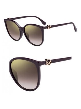 38ab01dad8dfd Product Image Sunglasses Fendi Ff 310  F S 00T7 Plum   JL brown ss gold lens